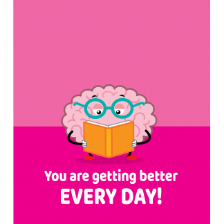 Growth Mindset Poster - You are getting better Every Day