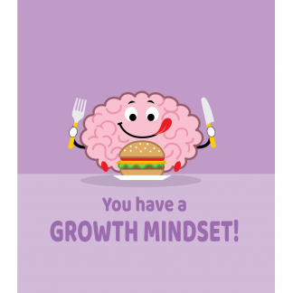 Growth Mindset Poster - You Have a Growth Mindset